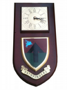 Parachute Pathfinders Regiment Wall Plaque Clock Old Style